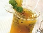 resep minuman punch markisa jeruk